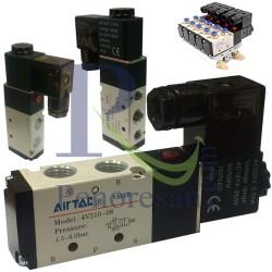 شیر برقی  1/4  2-5 ایرتک Airtac