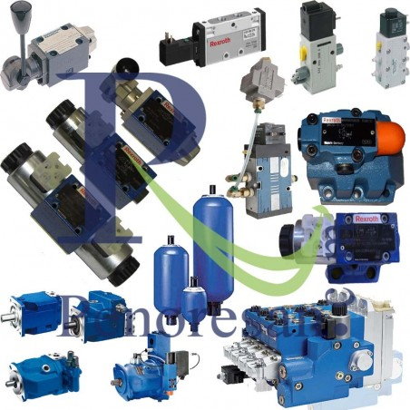 محصولات هیدرولیک بوش رکسروت Bosch Rexroth آلمان