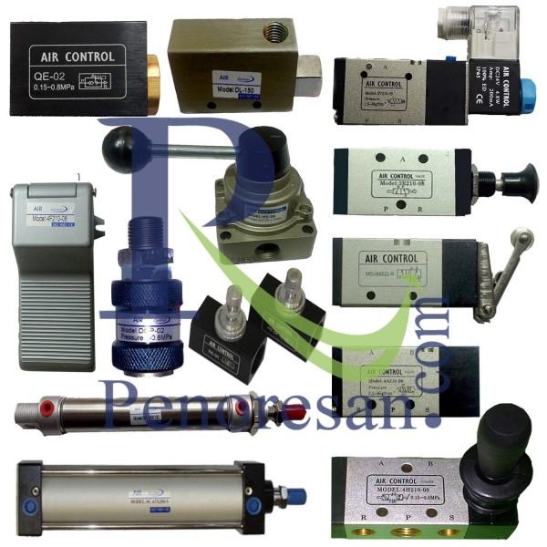 محصولات ایر کنترل(aircontrol)