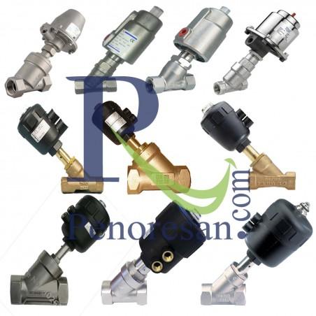 انگل ولو پنوماتیک angle valve