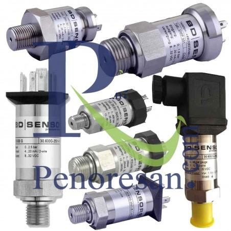 پرشر تراسمیتر bd sensors آلمان