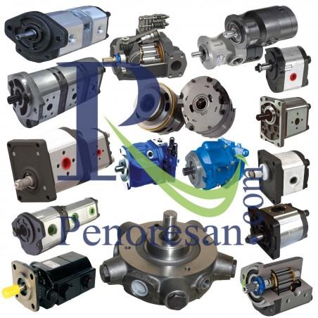 پمپ و هیدروموتور هیدرولیک Hydraulic pump