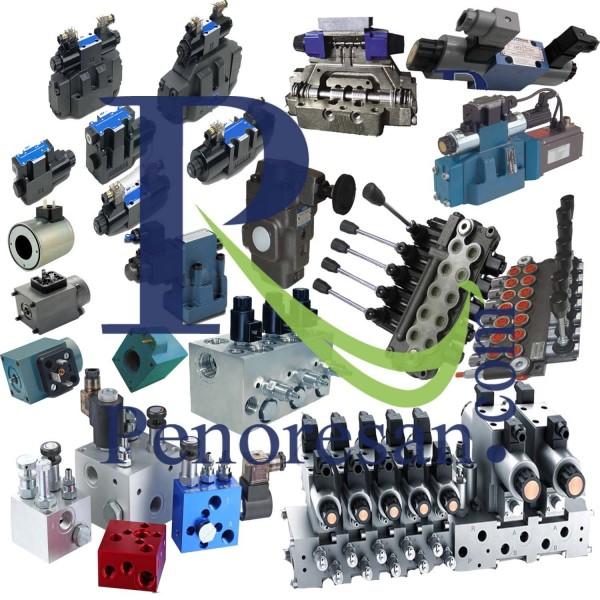 شیر برقی هیدرولیک (solenoid valve )