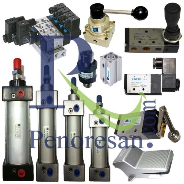 محصولات کنتیک (KINETIC) چین