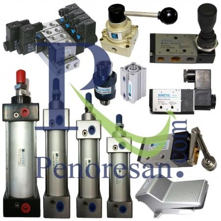 محصولات پنوماتیک کنتیک KINETIC چین