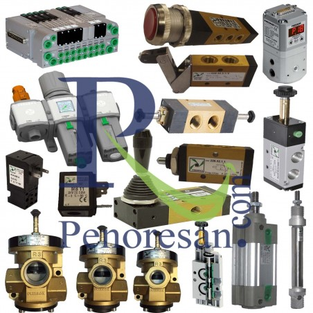 محصولات پنوماتیک پنوماکس pneumax ایتالیا
