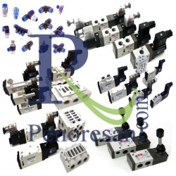 محصولات پنوماتیک ypc کره
