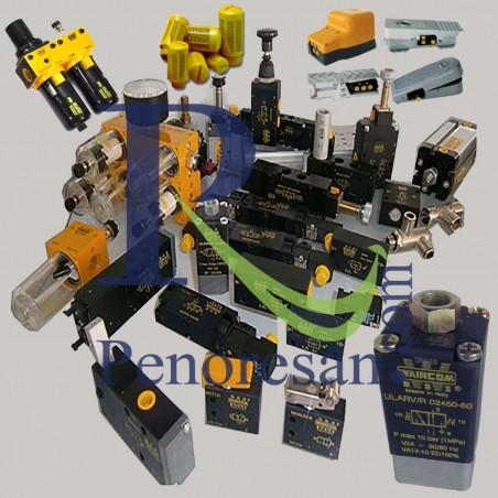 محصولات پنوماتیک ورکام WAIRCOM ایتالیا