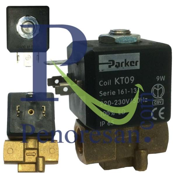 شیر برقی پارکر 1/4 مدل PARKER VE161.4